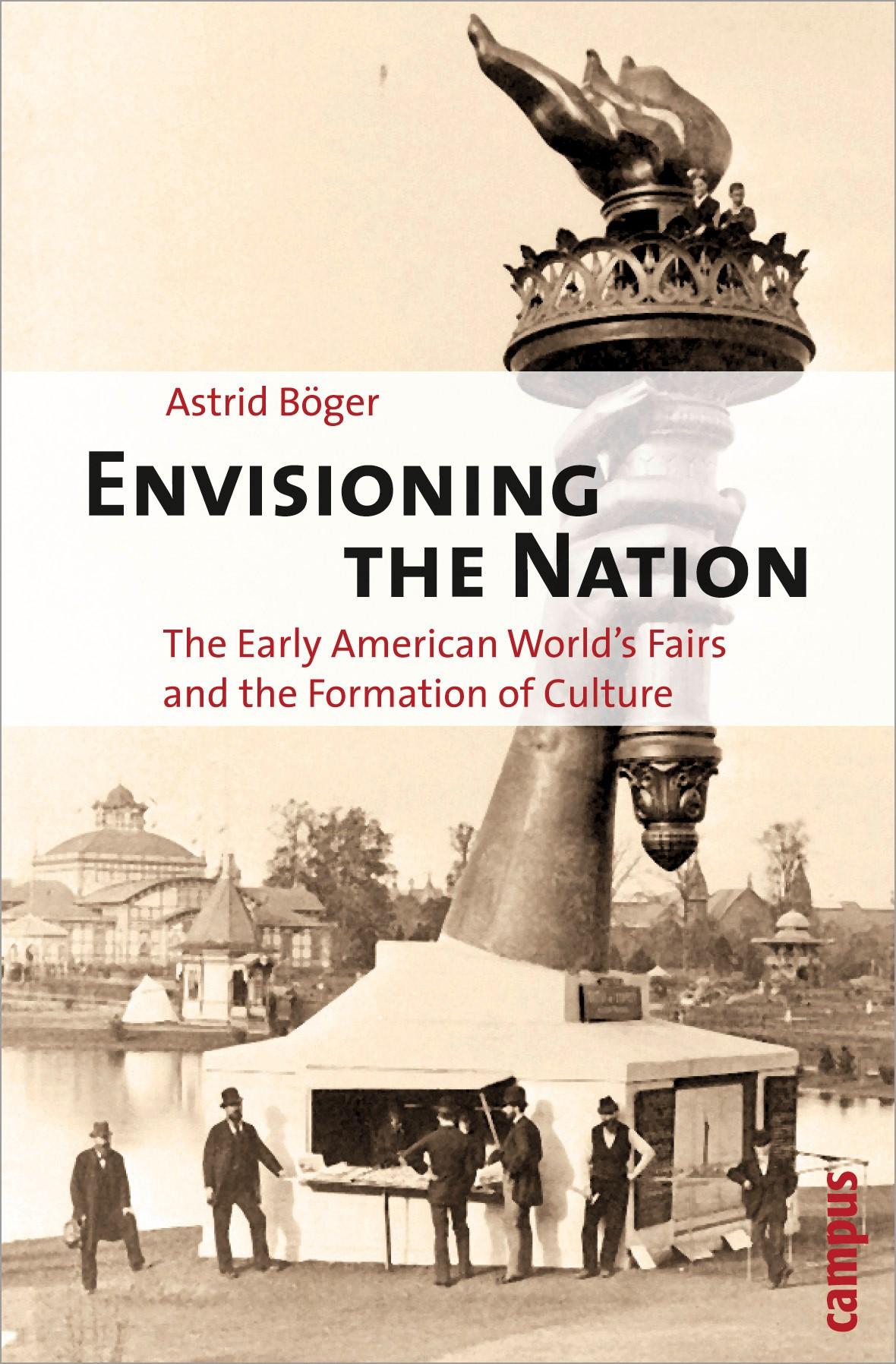 Abbildung von Böger | Envisioning the Nation | 2010