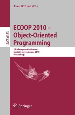 Abbildung von D'Hondt | ECOOP 2010 -- Object-Oriented Programming | 2010 | 24th European Conference, Mari...