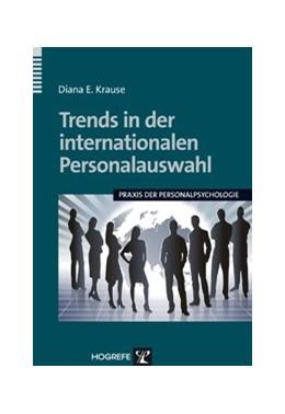 Abbildung von Krause   Trends in der internationalen Personalauswahl   1., Auflage   2010   24