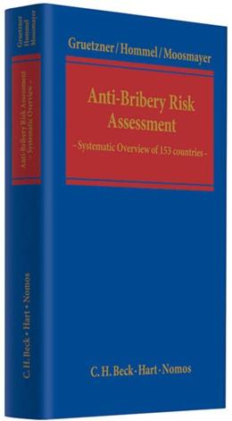 Abbildung von Gruetzner / Hommel / Moosmayer | Anti-Bribery Risk Assessment | 2011 | A Systematic Overview of 151 c...