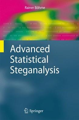 Abbildung von Böhme | Advanced Statistical Steganalysis | 2010