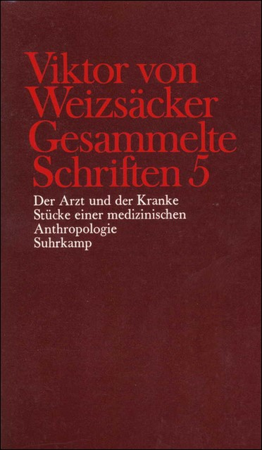 Gesammelte Schriften in zehn Bänden | Achilles / Janz / Schrenk / Weizsäcker, 1987 | Buch (Cover)