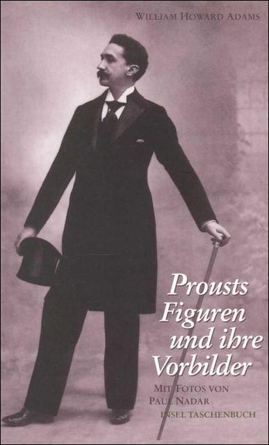 Prousts Figuren und ihre Vorbilder | Adams, 2000 | Buch (Cover)