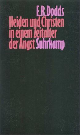 Abbildung von Dodds   Heiden und Christen in einem Zeitalter der Angst   1985   Aspekte religiöser Erfahrung v...
