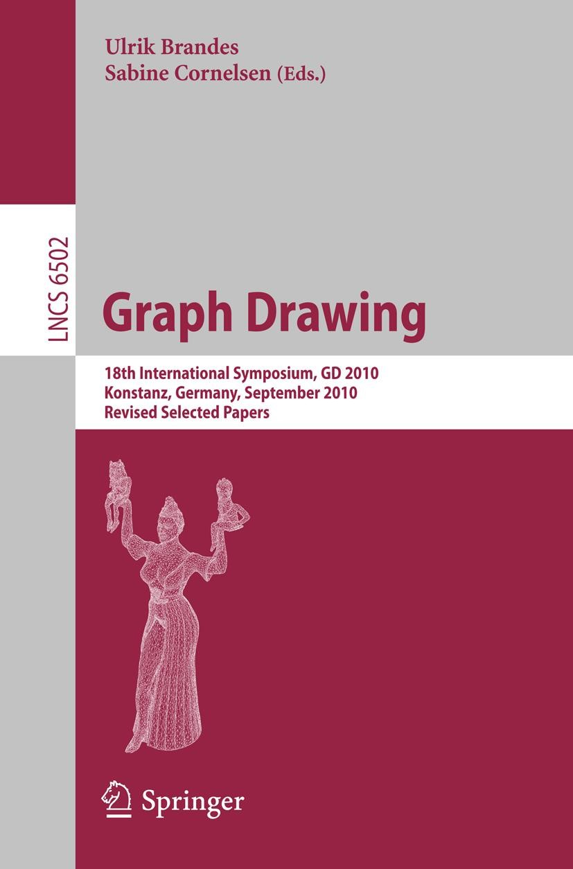 Graph Drawing | Brandes / Cornelsen | 1st Edition., 2011 | Buch (Cover)