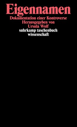 Abbildung von Wolf | Eigennamen | 1993 | Dokumentation einer Kontrovers... | 1057
