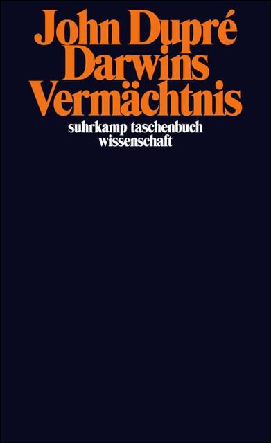 Darwins Vermächtnis | Dupré, 2009 | Buch (Cover)
