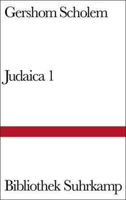 Abbildung von Scholem | Judaica I | 1963 | 106