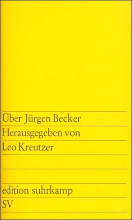 Abbildung von Kreutzer   Über Jürgen Becker   1972   552