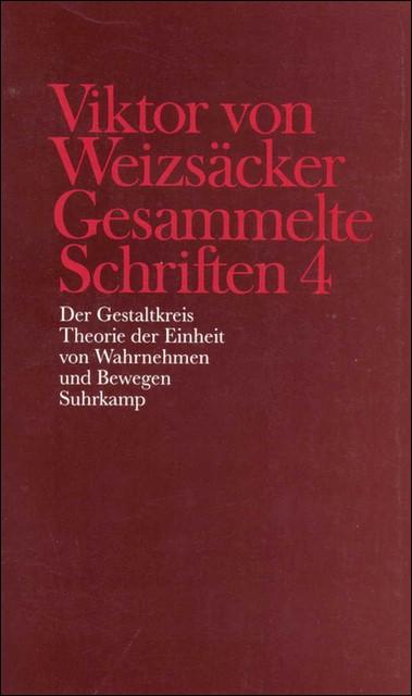 Gesammelte Schriften in zehn Bänden | Achilles / Janz / Schrenk / Weizsäcker, 1997 | Buch (Cover)