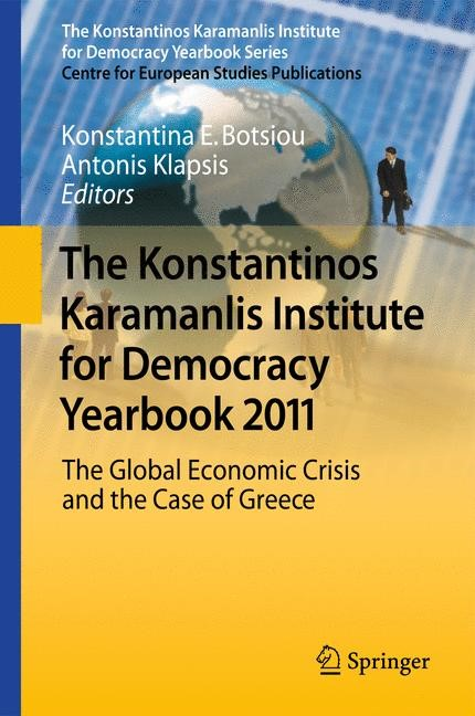 The Konstantinos Karamanlis Institute for Democracy Yearbook 2011 | Botsiou / Klapsis, 2011 | Buch (Cover)