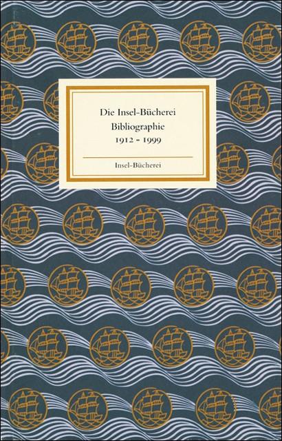 Die Insel-Bücherei | Kästner, 1999 | Buch (Cover)