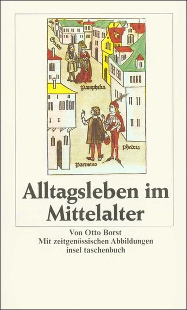 Alltagsleben im Mittelalter | Borst, 2012 | Buch (Cover)