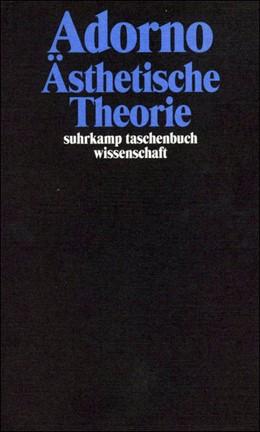Abbildung von Adorno | Gesammelte Schriften in 20 Bänden | 2003 | Band 7: Ästhetische Theorie | 1707