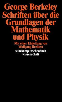Abbildung von Berkeley | Schriften über die Grundlagen der Mathematik und Physik | 1985 | 496