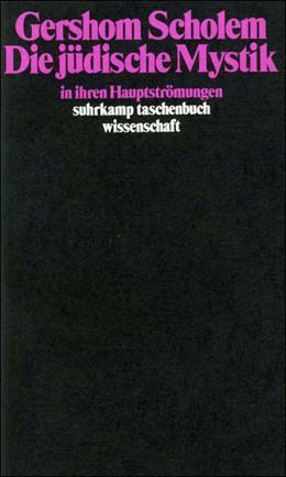 Abbildung von Scholem | Die jüdische Mystik in ihren Hauptströmungen | 1951 | 330