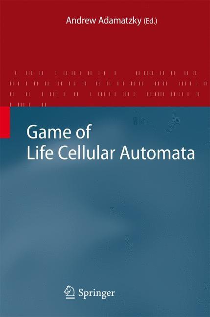 Game of Life Cellular Automata | Adamatzky, 2010 | Buch (Cover)