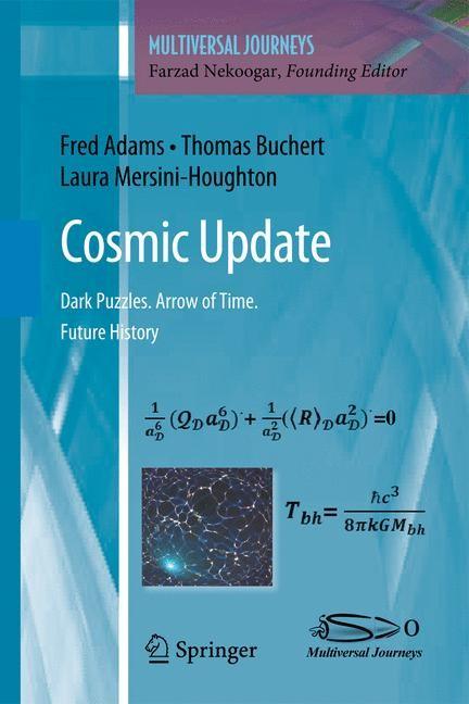 Cosmic Update | Adams / Nekoogar / Buchert, 2011 | Buch (Cover)