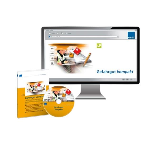 Abbildung von Boenisch | Gefahrgut kompakt | 2011