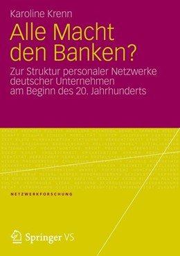 Abbildung von Krenn   Alle Macht den Banken?   2012
