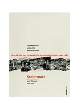 Abbildung von Ableitinger / Binder   Geschichte der österreichischen Bundesländer seit 1945 / Steiermark   2002   Geschichte der österreichische...