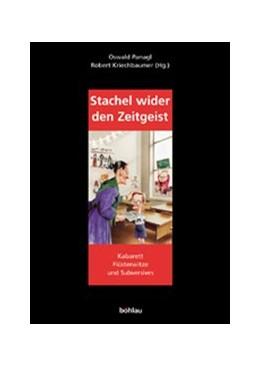 Abbildung von Kriechbaumer / Panagl | Stachel wider den Zeitgeist | 2004 | Politisches Kabarett, Flüsterw... | 20