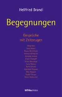 Begegnungen | Brandl, 2002 | Buch (Cover)