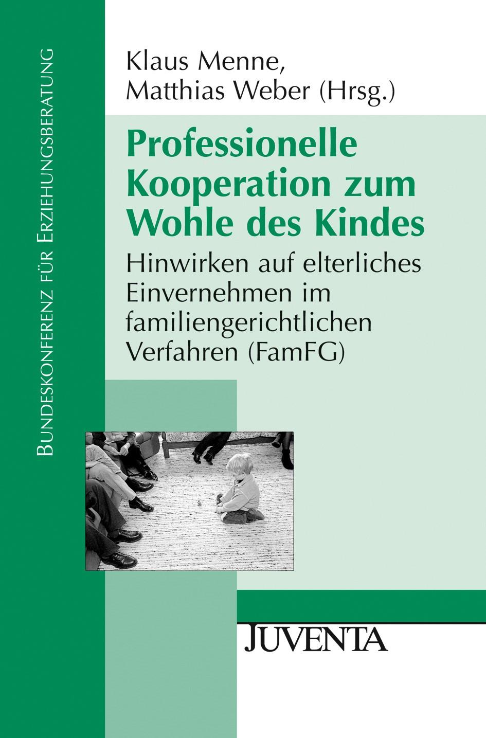 Abbildung von Menne / Weber | Professionelle Kooperation zum Wohle des Kindes | 1. Auflage 2011 | 2011