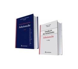 Abbildung von Bundle Fachanwaltskommentar Arbeitsrecht und Handbuch des Fachanwalts Arbeitsrecht | 1. Auflage | 2011 | beck-shop.de