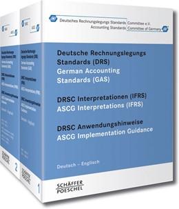 Abbildung von Deutsches Rechnungslegungs Standards Committee e.V. (Hrsg.) | Deutsche Rechnungslegungs Standards (DRS) • Loseblatt | 1. Auflage | 2018 | beck-shop.de