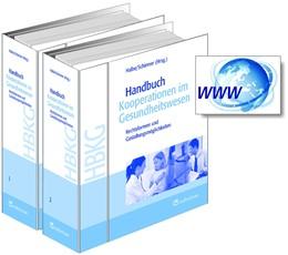 Abbildung von Halbe / Schirmer | Handbuch Kooperationen im Gesundheitswesen • Online | 1. Auflage | | beck-shop.de