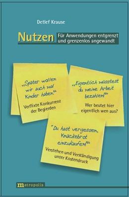 Abbildung von Krause | Nutzen | 2010 | Für Anwendungen entgrenzt und ...