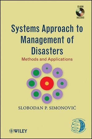 Abbildung von Simonovic | Systems Approach to Management of Disasters | 2010