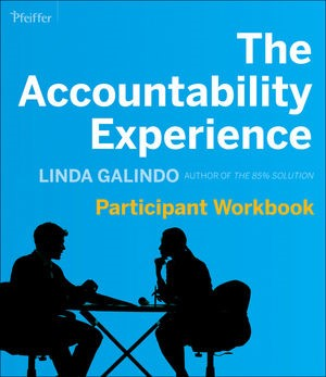 Abbildung von Galindo | The Accountability Experience Participant Workbook | 2011