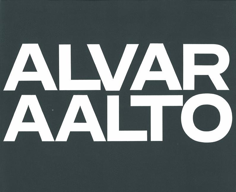 Abbildung von Aalto / Fleig | Alvar Aalto: Das Gesamtwerk / L'oeuvre complète / The Complete WorkBand 1 | 5. Aufl. 1990. Nachdruck | 1990