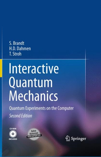 Abbildung von Brandt / Dahmen / Stroh | Interactive Quantum Mechanics | 2nd ed. | 2011