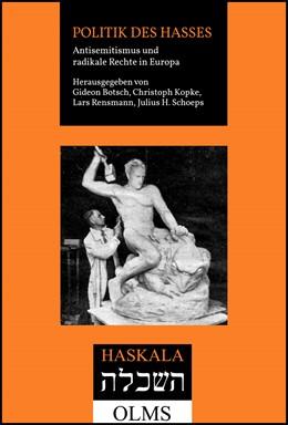 Abbildung von Schoeps / Botsch / Kopke / Rensmann   Politik des Hasses   2010   2010   Antisemitismus und radikale Re...   44