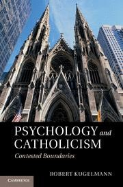 Psychology and Catholicism | Kugelmann, 2011 | Buch (Cover)