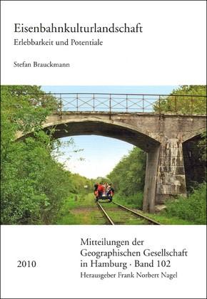 Eisenbahnkulturlandschaft | Brauckmann | 1. Auflage, 2011 | Buch (Cover)