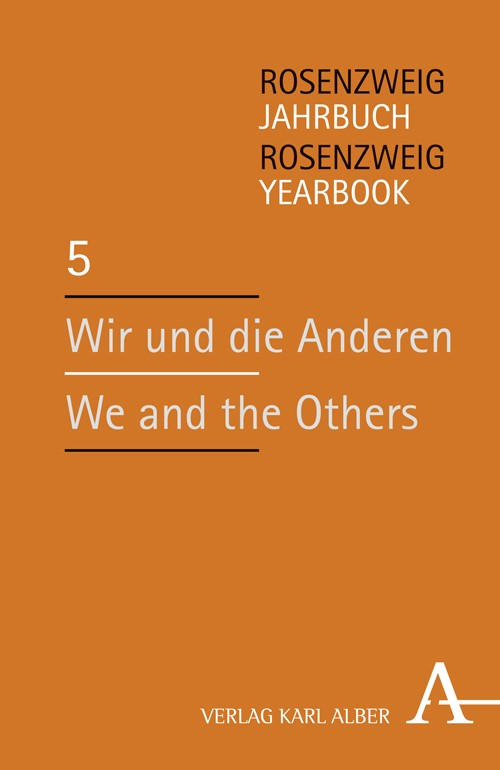 Wir und die Anderen / We and the Others, 2010 | Buch (Cover)