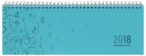 Tischquerkalender 2018, 2017 (Cover)