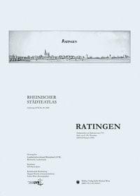 Ratingen | , , | Redaktionelle Bearbeitung: Margret Wensky (Gesamtredaktion), Esther Weiss (Kartographie), 2008 | Buch (Cover)