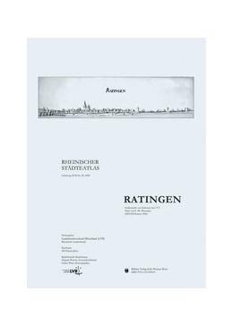 Abbildung von , ,   Ratingen   Redaktionelle Bearbeitung: Margret Wensky (Gesamtredaktion), Esther Weiss (Kartographie)   2008   XVII/Nr 89
