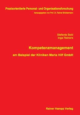 Abbildung von Bold / Reiners | Kompetenzmanagement am Beispiel der Kliniken Maria Hilf GmbH | 2011 | 15
