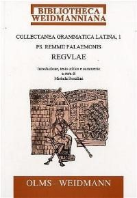 Collectanea grammatica latina | Morelli / DeNonno, 2001 | Buch (Cover)