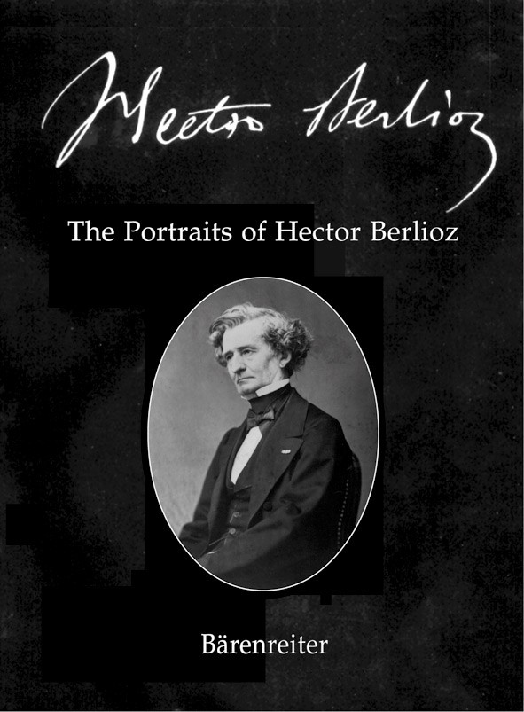 The Portraits of Hector Berlioz | Braam, 2003 | Buch (Cover)