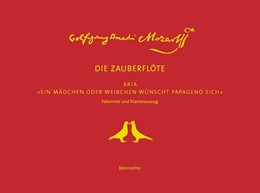 Abbildung von Mozart | Die Zauberflöte. Aria