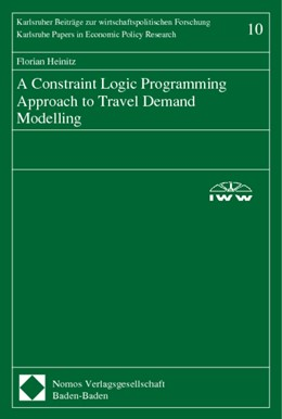 Abbildung von A Constraint Logic Programming Approach to Travel Demand Modelling | 2000