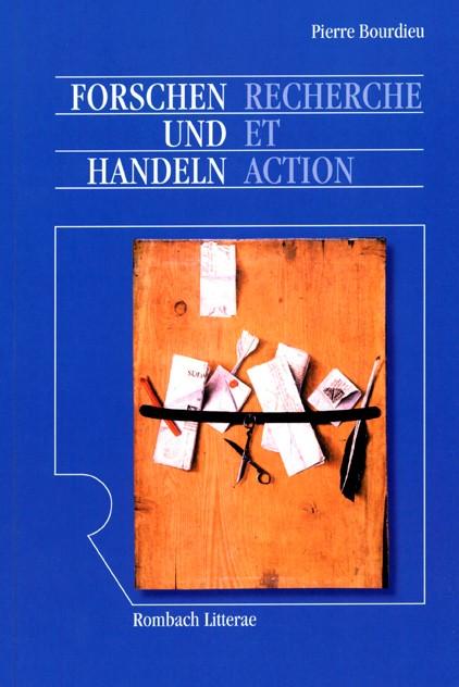 Abbildung von Bourdieu   Forschen und Handeln - Recherche et Action   2004