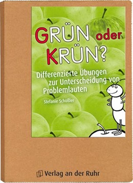 Abbildung von Schößler | Grün oder krün? | 2011 | Differenzierte Übungen zur Unt...